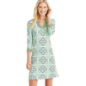 J MCLAUGHLIN NEW Gisel Catalina Cloth Tunic Dress